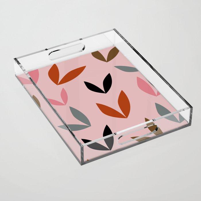 butterfly Acrylic Tray