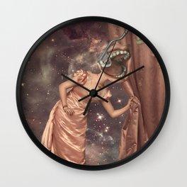 SHE ACHES Wall Clock