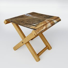 Country Road Folding Stool