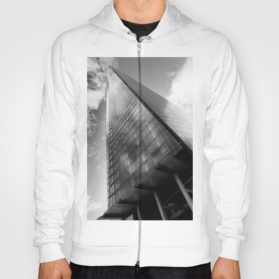The Leaning Shard Of London  Hoody