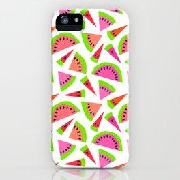 Juicy, juicy watermelon ... iPhone Case