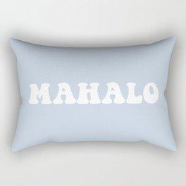 mahalo Rectangular Pillow