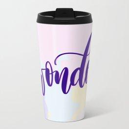 Wonder Print Travel Mug