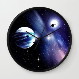 KEPLER - 62 f. Wall Clock