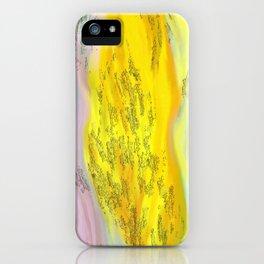 Melting Sunset iPhone Case