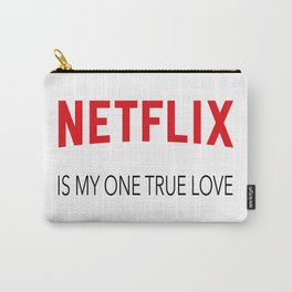Netflix Carry-All Pouch