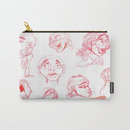 Women Expressions Carry-All Pouch