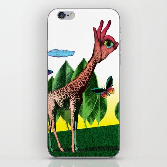 Girafe iPhone & iPod Skin