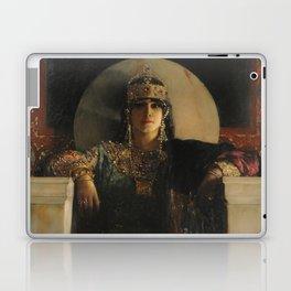 The Empress Theodora, Jean-Joseph Benjamin-Constant Laptop & iPad Skin