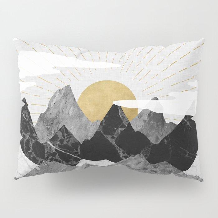 Sun rise Pillow Sham