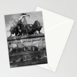 Gefion Brunnen Stationery Cards