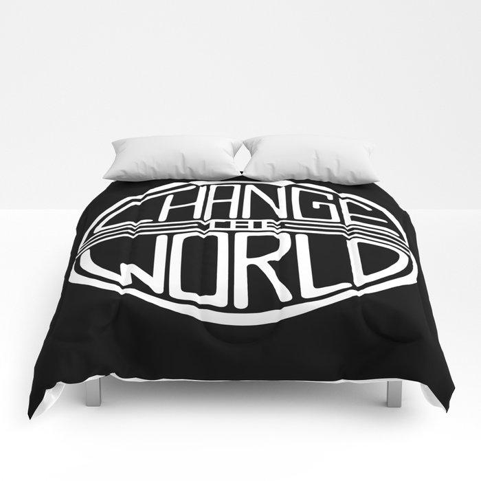 Change the World Comforters