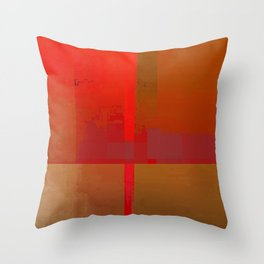 the stakes are high Throw Pillow