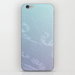 Surreal Flowers iPhone Skin