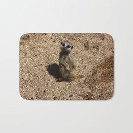 Meerkat Bath Mat