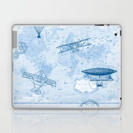 A Brief History of Flight Laptop & iPad Skin