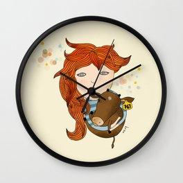 No longer 761 Wall Clock