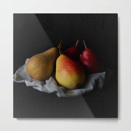 Pears Splendid gifts of Mother Nature Metal Print