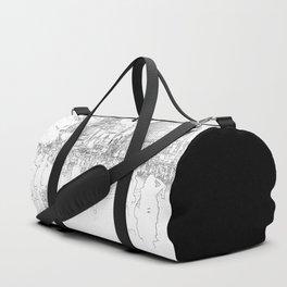 Tokyo citylife Duffle Bag