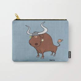 funny zodiac/taurus Carry-All Pouch