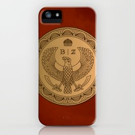 THE RUBY PRINCE iPhone Case