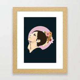 Barbra Streisand Framed Art Print
