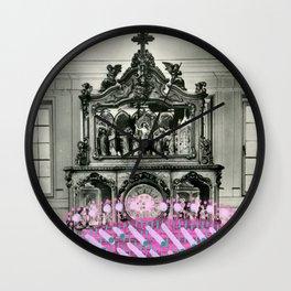 Saluti Dal Futuro 055 Wall Clock