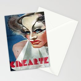 CineArte 1936 Joan Crawford Stationery Cards