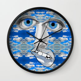 Odd Weather  Wall Clock