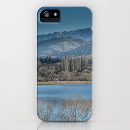 Lake Hayes iPhone Case