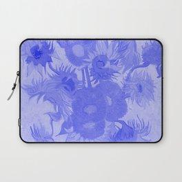 Sunflowers Vincent Van Gogh Japanese Porcelain Concept Laptop Sleeve