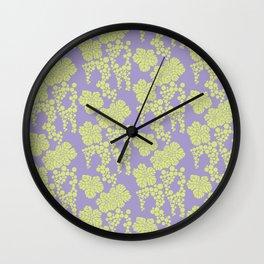 Japanese Pattern 10 Wall Clock