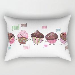 Yummy Goodness Rectangular Pillow