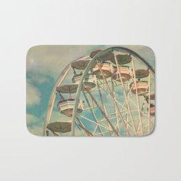 Ferris wheel 1 Bath Mat