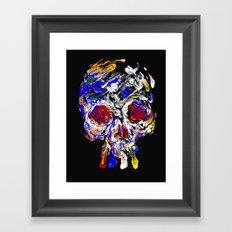Skully Mix Framed Art Print