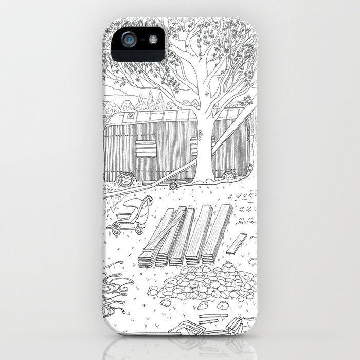 beegarden.works 015 iPhone Case