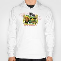 jamaica Hoodies featuring Jamaica by Tshirt-Factory