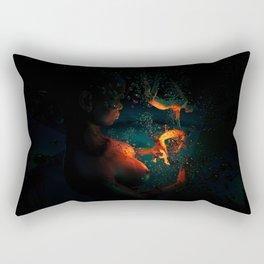 EPIPHANY IV Rectangular Pillow