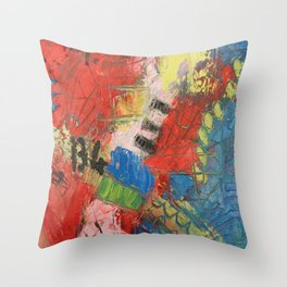 B4 Throw Pillow