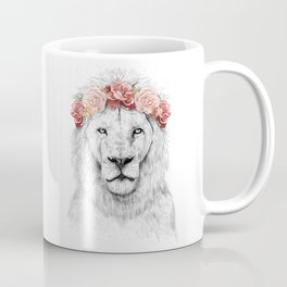 Festival lion Coffee Mug