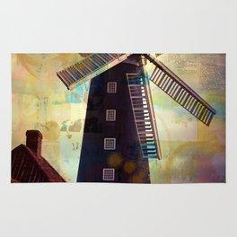 Waltham Windmill Rug