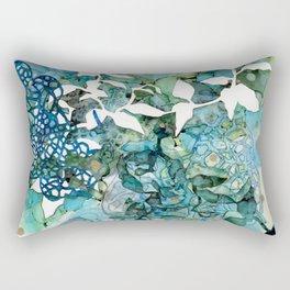Beauty Of Chaos 1 Rectangular Pillow