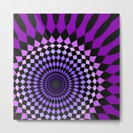 Wonderland Floor #6 Metal Print