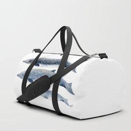 Blainville´s beaked whale Duffle Bag