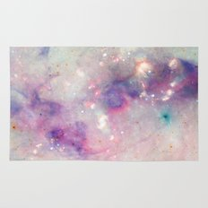 The colors of the galaxy Rug