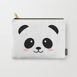 Baby panda emoji Carry-All Pouch