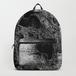 The Teresa / Charcoal + Water Backpack