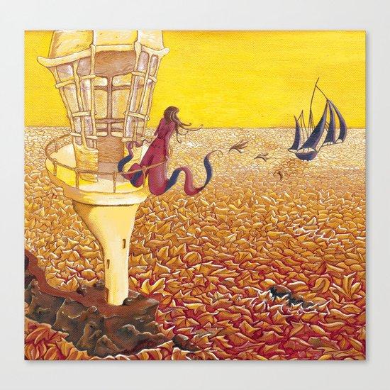 Lighthome Canvas Print