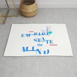 Empire State of Mind Rug