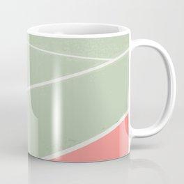 Tennis game Coffee Mug